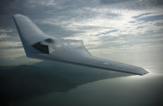 Skunk Works Head: Navy Should Consider A Flying Wing Design for MQ-XX Stingray