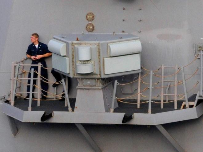 Navy Awards SEWIP Block III Contract to Northrop Grumman