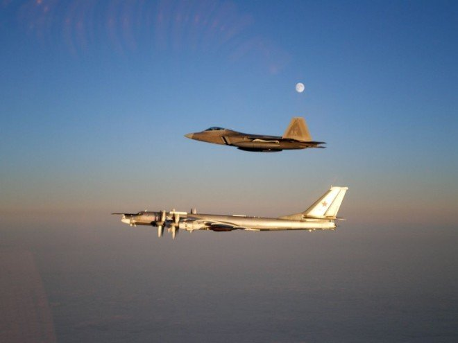 WEST: NORAD Head Says Russia Increasing Arctic Long Range Air Patrols
