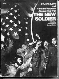 Published in 1971, The New Soldier by John Kerry documented the efforts of the Vietnam Veterans Against the War