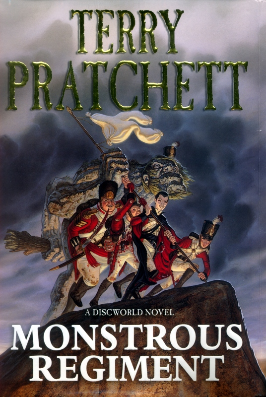 Monstrous Regiment by Terry Pratchett, 2003
