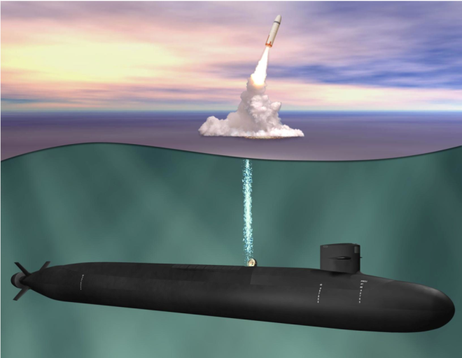 Navy Evaluating Possible Columbia-class Sub Delays Caused by Missile Tube Weld Issues