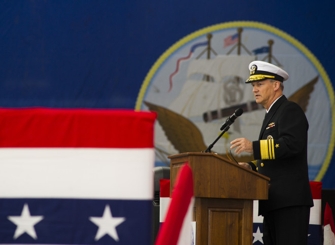 U.S. 7th Fleet Would Support ASEAN South China Sea Patrols