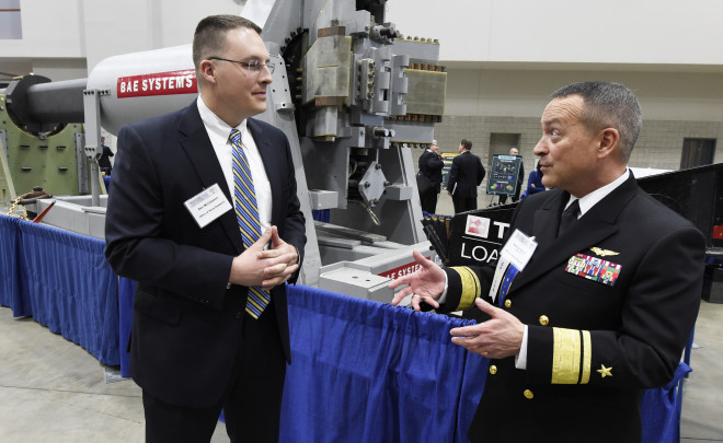 Chief of Naval Research Winter: 87 Percent of Science and Technology Funding Transitions into Acquisitions