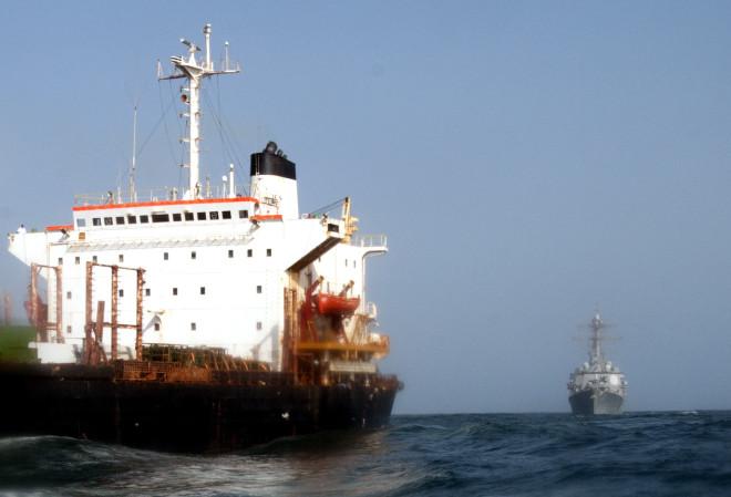 U.S. Navy Ships Will Accompany American Merchant Ships Through Strait of Hormuz to Prevent IRGCN Harassment