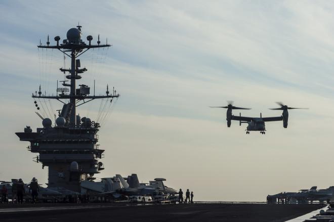 NAVAIR Details Changes in Navy V-22 Osprey Variant