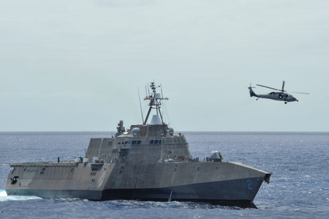 PEO LCS Looking at 2016 Deployment of Anti-Sub Package Ahead of Reaching IOC