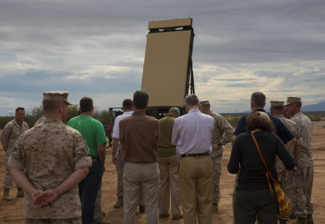 Marines' G/ATOR Radar May Face 1-Year Delay In IOT&E If Budget Cuts Can't Be Mitigated
