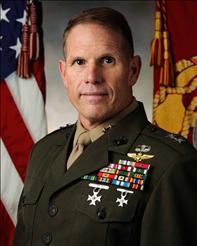 Maj. Gen. Robert Walsh.