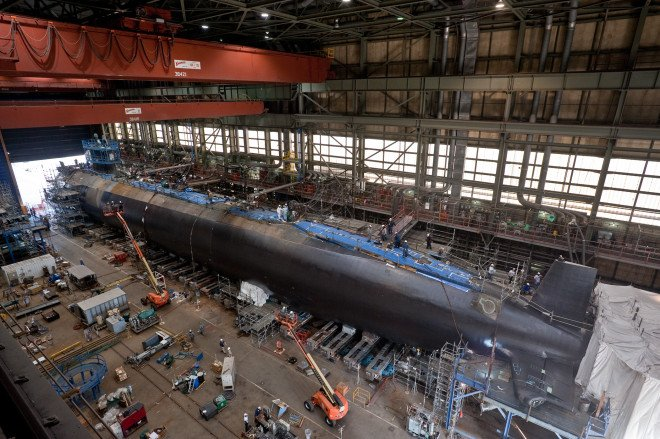 Navy Adds Second Attack Sub to 2021 Plans; Considering 3 SSNs in Future Years