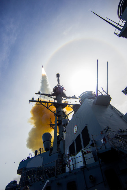 Navy Needs New Servers for Aegis Cruisers and Destroyers After Chinese Purchase of IBM Line