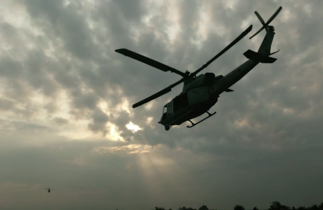 Marines Release Identities of Six Dead in Nepal Helicopter Crash