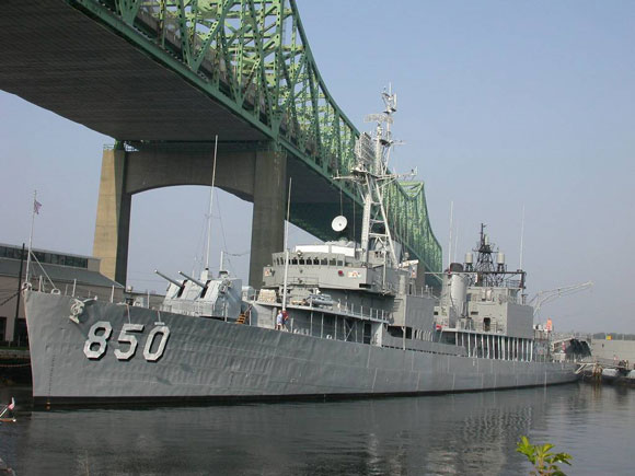 The Naval History And Hnsa Guide To Us Museum Ships Usni News