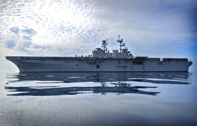 Marines: Next Generation LX(R) Capacity Key to Operating America-class Amphibious Ready Groups