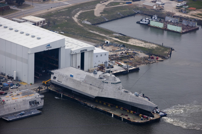 Trump Admin Pays for 2nd 2018 Littoral Combat Ship By Delaying Reactor Core for Carrier Overhaul, Other Cuts
