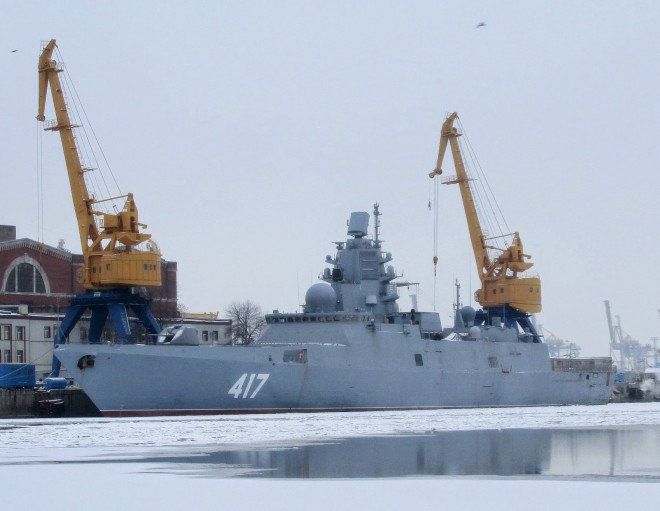 Russian Navy Faces Surface Modernization Delays Without Ukrainian Engines, Officials Pledge to Sue
