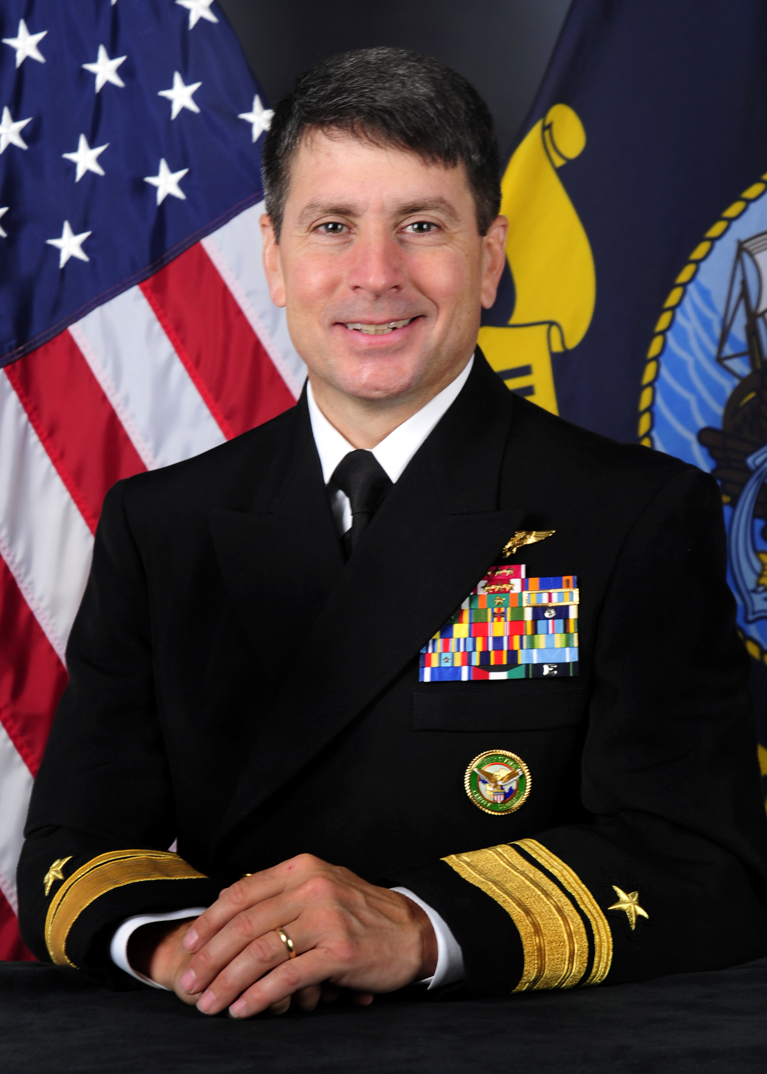 Rear Adm. Kevin Donegan