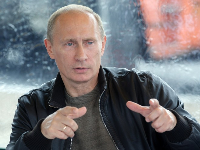 Expert: Russian Exceptionalism Driving Putin's Moves in Ukraine, Syria