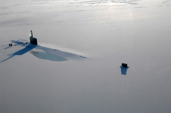 Document: GAO Report on Pentagon's Role in the Arctic