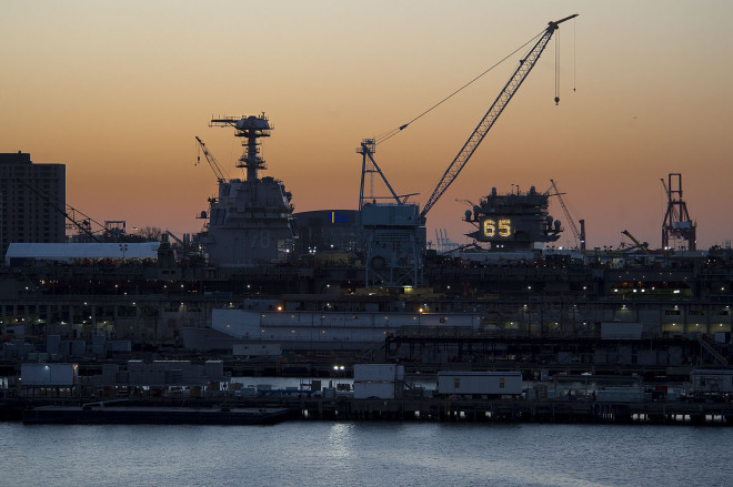 Lawmakers ask for Hypothetical Budgets to Build a 355 Ship Navy