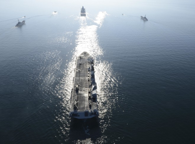 Opinion: Russia, Middle East Will Define NATO's Emerging Maritime Century