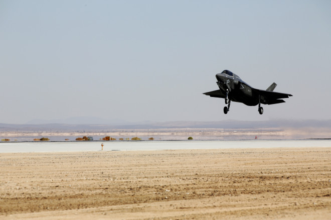 F-35B Begins New 'Operational Readiness Inspection' This Week Before IOC Decision