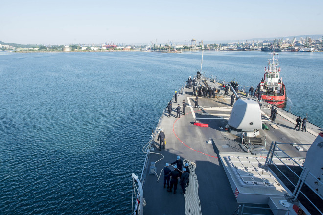 Four NATO Ships Enter Black Sea for Annual Exercise, Russian Activity on Rise in the Region
