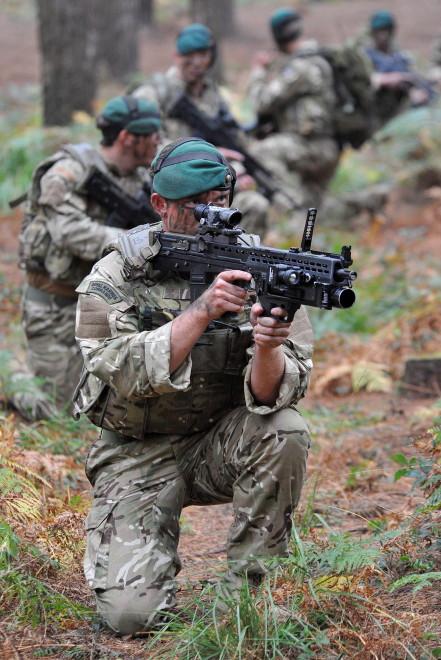 Pentagon Praises U.K. Commitment to NATO Defense Spending Target