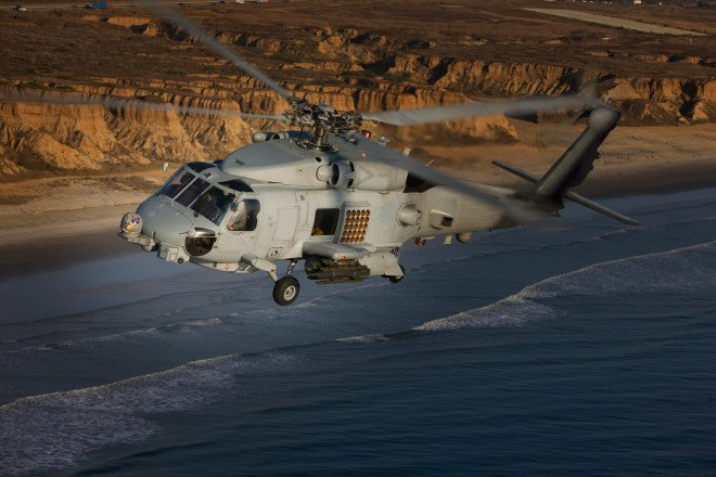 Lockheed Martin to Buy Sikorsky, Including Navy's MH-60 Line, For $9 Billion
