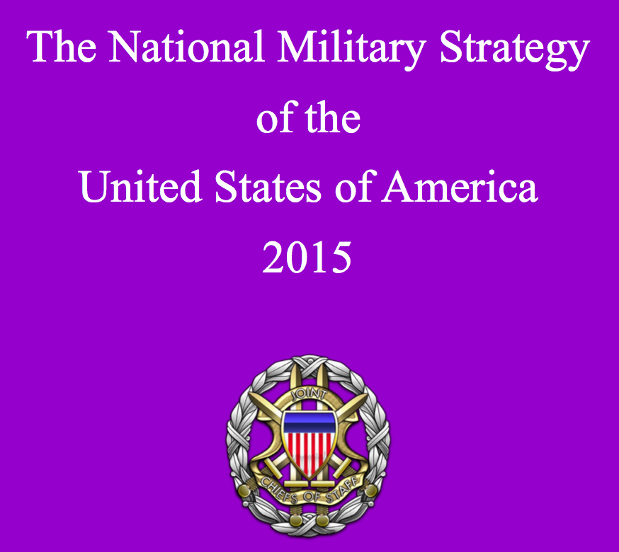national military strategy The national military strategy (nms) is issued by the chairman of the joint chiefs of staff as a deliverable to the secretary of defense briefly outlining the strategic aims of the armed.