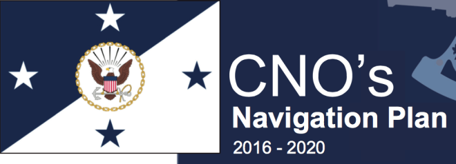Document: Chief of Naval Operations' Navigation Plan