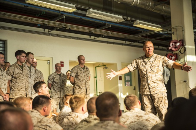 Lt. Gen. Robert Neller Nominated to Serve as 37th Commandant of the Marine Corps