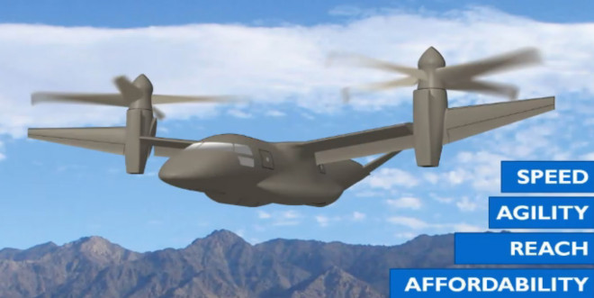 Panel: Pentagon's Future Vertical Lift Program Should Form Detailed CONOPS Sooner Than F-35 Did