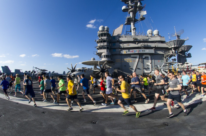Video: Overview of Navy's Planned Physical Fitness Changes