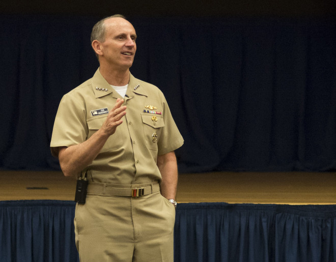 CNO Greenert: Ohio Replacement Program First in a List of U.S. Nuclear Needs
