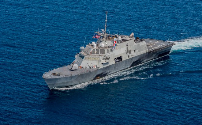 USS Fort Worth to Return to San Diego for Propulsion System Repairs