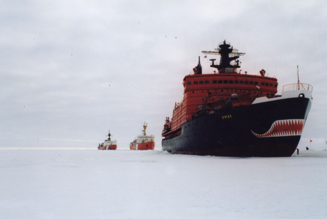 Former Coast Guard Commandant Papp: Cooperation with Russia Key to Arctic Development