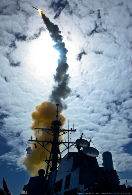 Successful SM-6 Ballistic Missile Defense Test Set To Expand Capability of U.S. Guided Missile Fleet