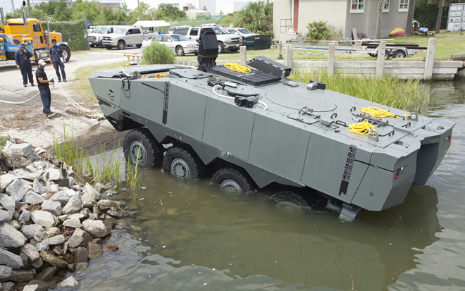 Report to Congress on Marine Corps Amphibious Combat Vehicle, Marine Personnel Carrier Programs