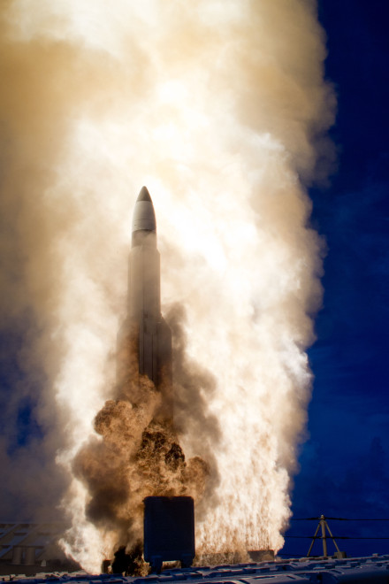 MDA Quietly Revises Projected Ballistic Missile Defense Ship Totals Down from FY 2016 Budget Request
