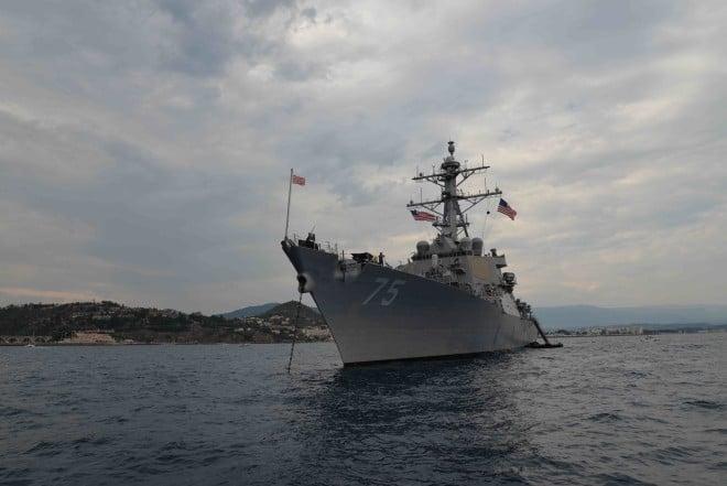 U.S., Ukraine Exercise Sea Breeze Begins in Black Sea, Russia Promises to Observe