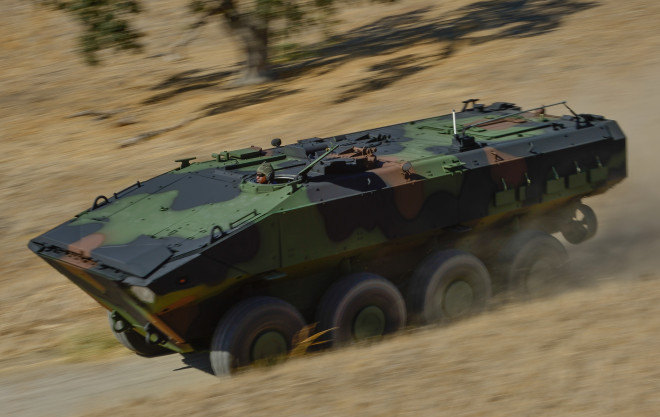 Marines Pick BAE to Build Amphibious Combat Vehicle; Contract Worth Up to $1.2B