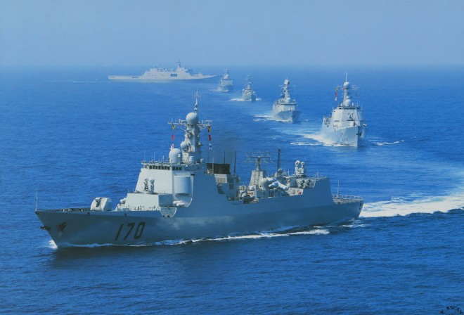 Report on China Naval Modernization and Implications for the U.S. Navy
