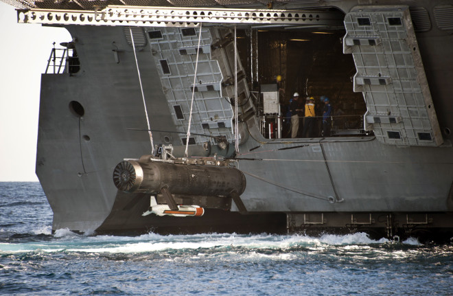 LCS Mine Countermeasures Operational Test Rescheduled for November, Pending Approval
