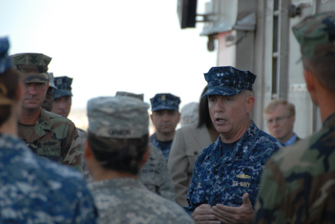 Vice Adm. Kurt Tidd Tapped to Lead U.S. Southern Command