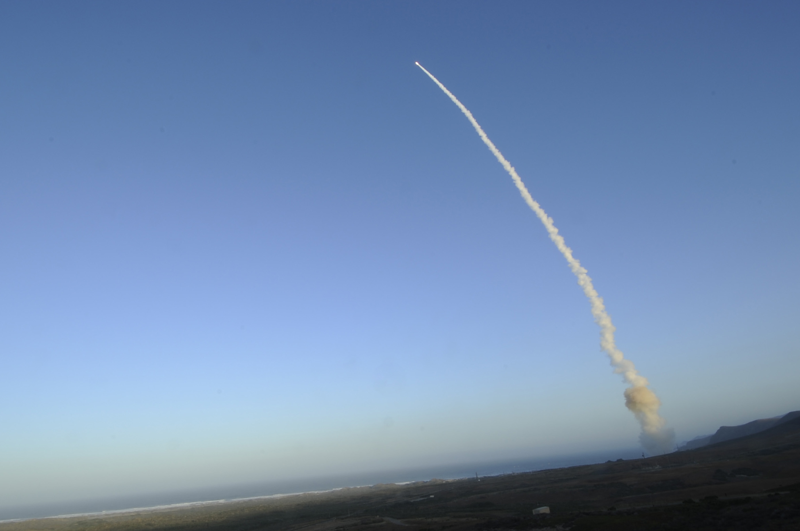 STRATCOM CO: Next Air Force ICBM, Navy Sub Launched