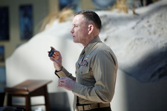 Retired Brig. Gen. Frank Kelley Named First-Ever Deputy Assistant Secretary of the Navy for Unmanned Systems