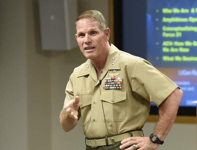 Marines Embarking on Learning Campaign for Future Capabilities