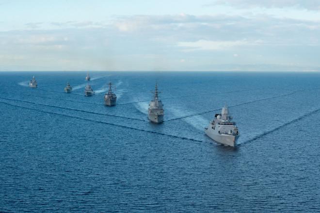 Lockheed Martin: 9-Country Missile Defense Demonstration to Inform Future Aegis Upgrades