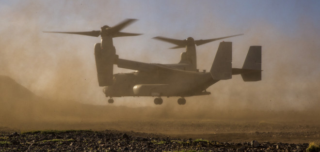 Marines Unveil Plan to Link High-Level Strategies With Plans to Fill Warfighting Gaps